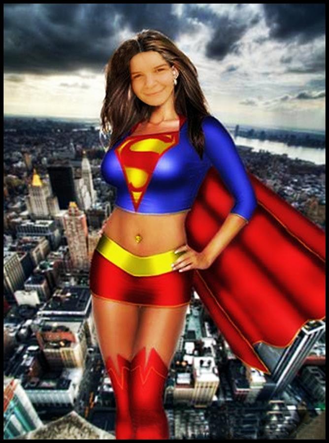 Profil za upoznavanje supermana